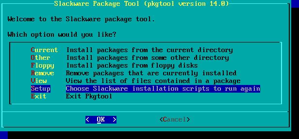 slackware 12.1